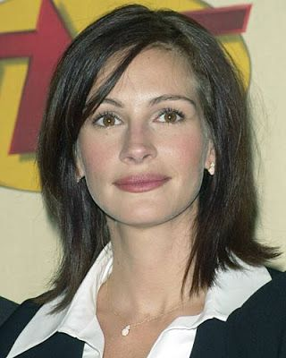Hair Obsessed: Julia Roberts - Hairstyles for Women in their 30's ...