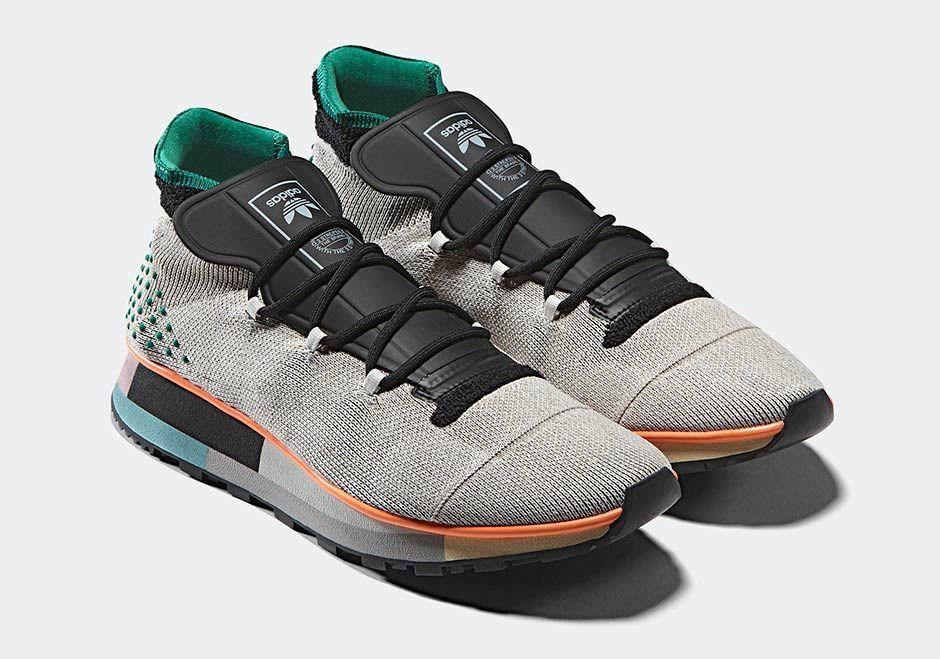 Alexander Wang adidas Drop 2 AW Run Mid AW Skate Mid AW