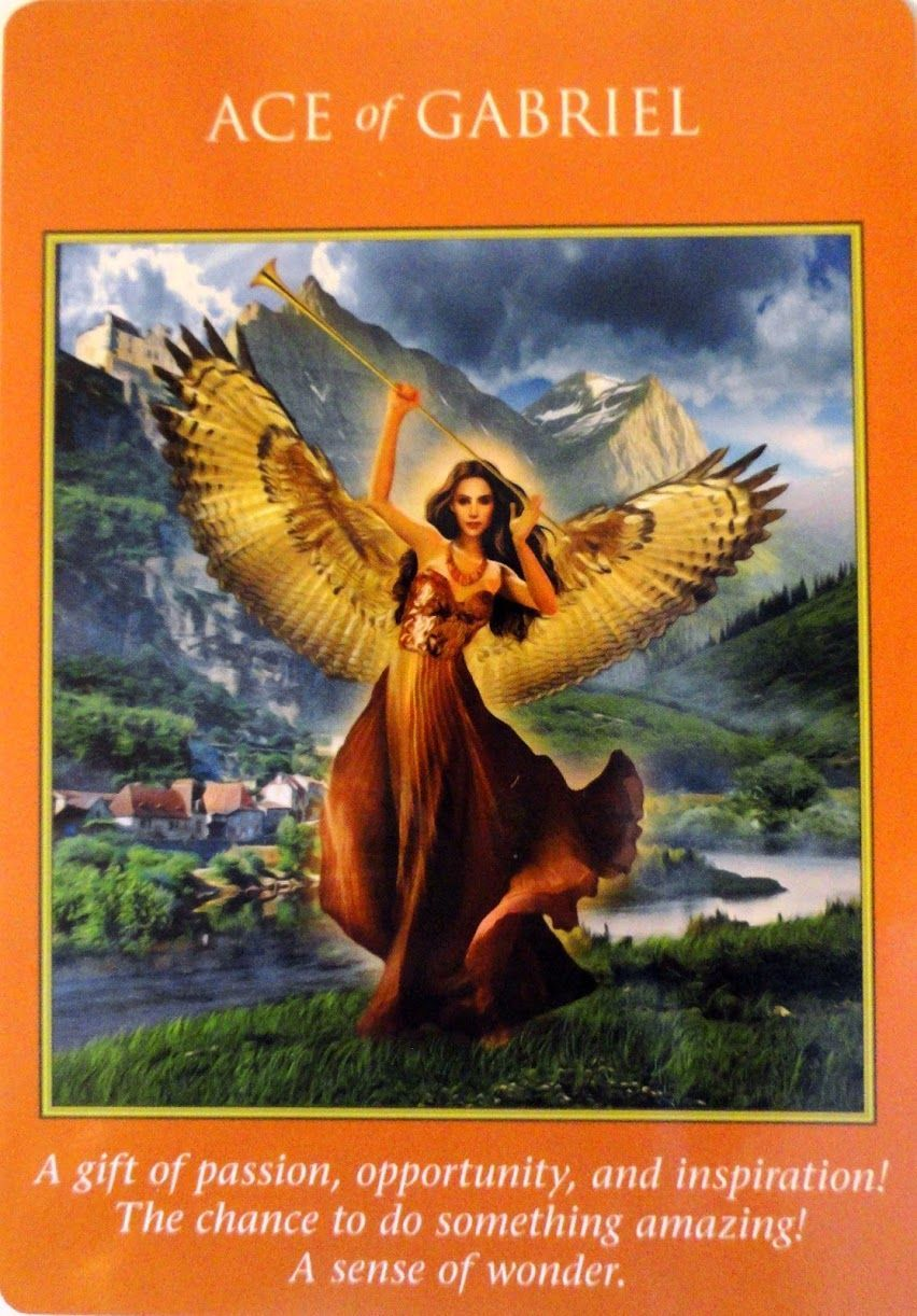 Card reading for 13102017 angel card of the day