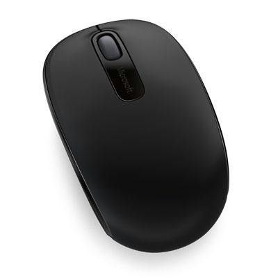 Wrelss Mobile Mouse 1850 Black