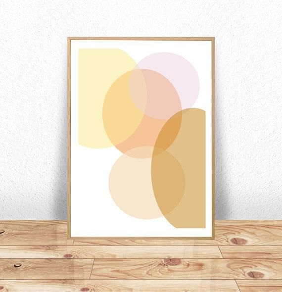 Abstract Printable Art, Geometric Print, Pastel Print, Wall Art, Wall Decor, Color Print, Art Poster, Art Printable, Bedroom Art, Minimalist is part of Minimalist bedroom Art - 260gr tracing paper or Fine Arts Paper for a better result),  but you could also print it on mugs, notebooks, Tshirts… there are endless options with a digital file! ★ PLEASE BE AWARE ★ Due to differences in monitor and printer calibrations, colors may appear slightly different in print than on screen  The final print quality will depend on the type of printer and paper used  ★ I GUARANTEE ★ If for some reason you're not happy with your purchase, please feel free to send me a message and I will do my very best to help make it right as soon as possible! I want all my customers to be happy ;) ★ PERSONALIZATION ★ Just send me a message, tell what you need and I'll be happy to find the perfect solution for you!   ★ COPYRIGHT ★ This digital artwork is property of Sara Ottavia Carolei for Bibiduni and is for personal use only   You are not allowed to resell, redistribute or reproduce this Sara Ottavia Carolei for Bibiduni's artwork commercially  info@bibiduni com instagram @bibiduni www saraottaviacarolei com