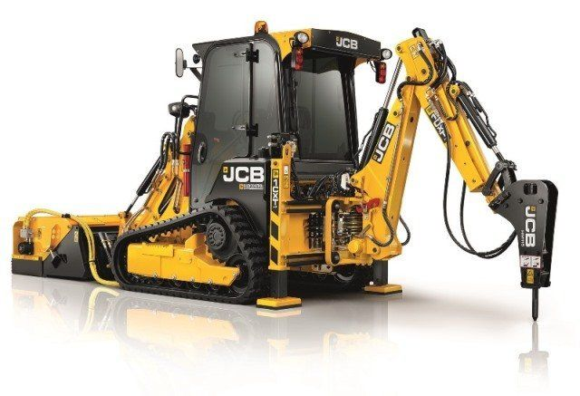 Healthy hydraulics | JCB launch new machines at Hillhead