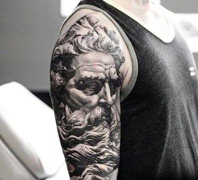 Nuevos E Influyentes Tatuajes Romanos Para Hombres Tatuajes Para