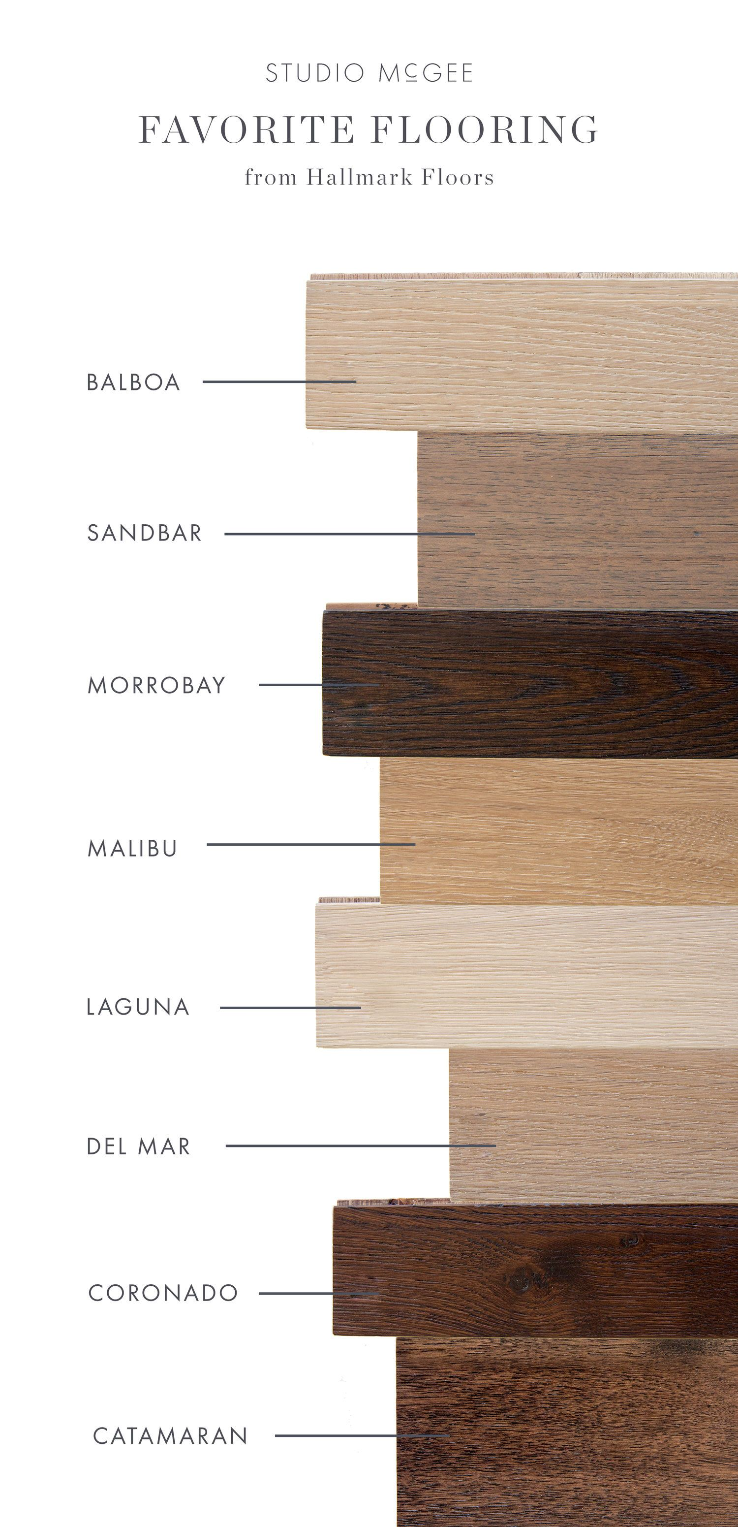 Studio McGee Guide to Flooring with Hallmark Floors