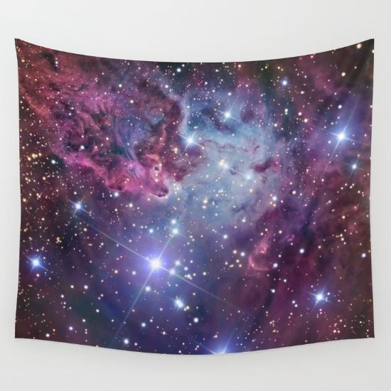 Lightweight Universe Theme Tapestry Wall Tapestry Dorm Room Decor 150x130cm