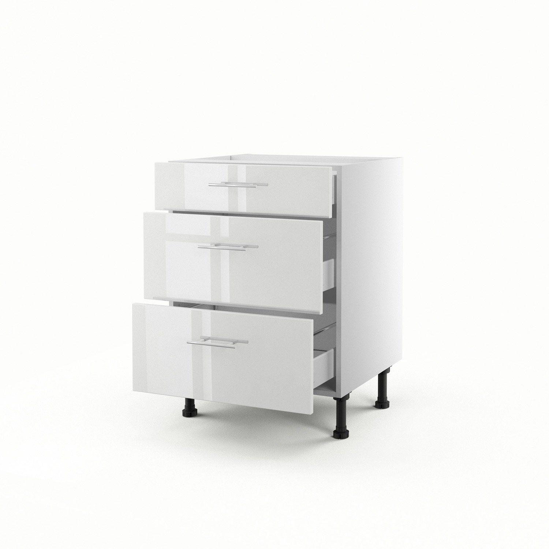 Magnifique Meuble Cuisine Cm De Large Décoration Française - Leroy merlin meuble bas cuisine pour idees de deco de cuisine