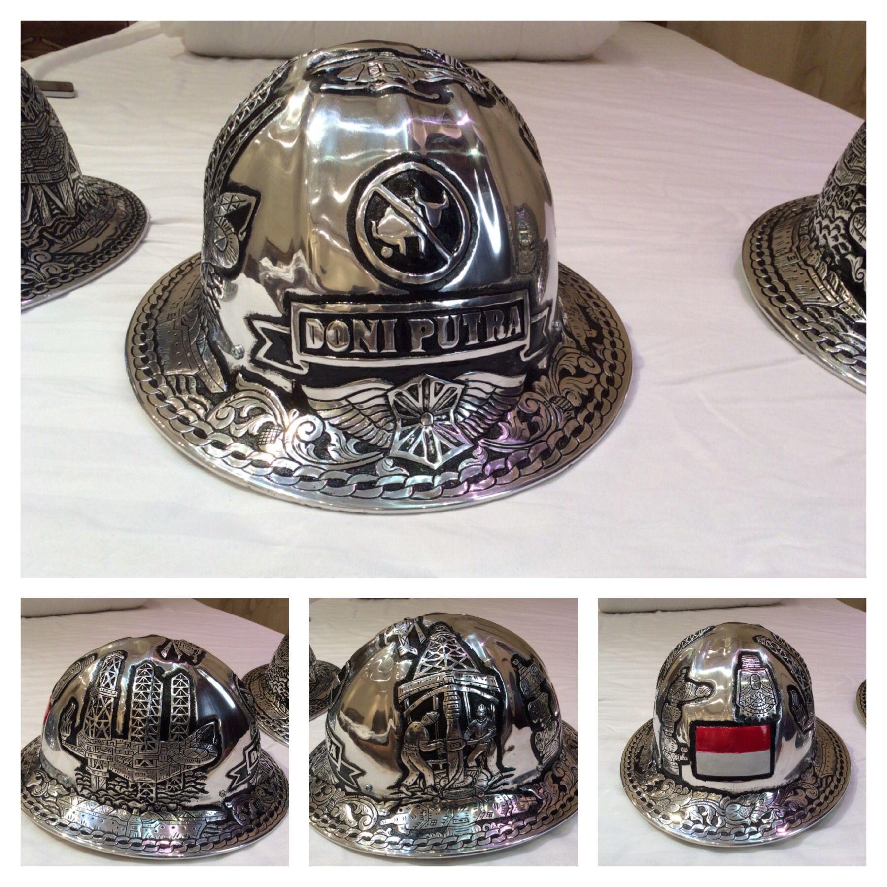 fd17ce0b Engraved #hard #hat Metal Engraving, Custom Engraving, Hard Hats, Oil And