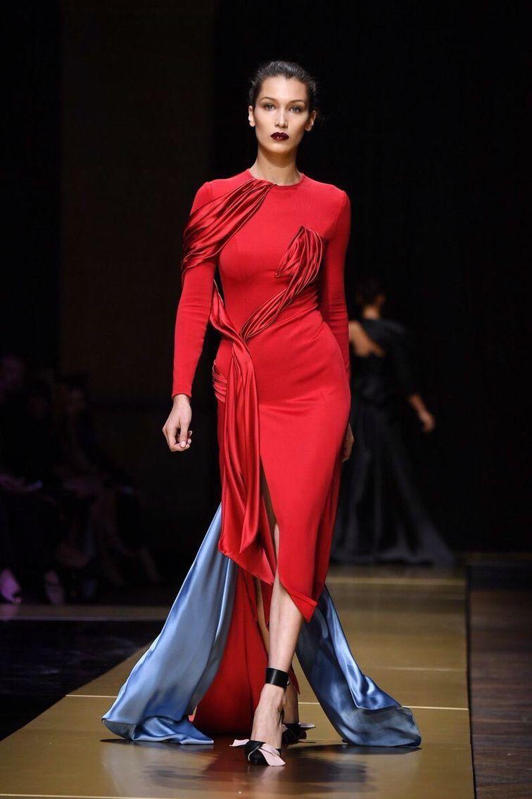 02ee63f1ebd13c Atelier Versace | Queen Bella | Fashion bella, Atelier versace ...