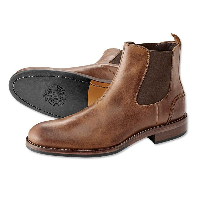 9bcedf75b93 1000 Mile Chelsea Boots | Holy Jolly | Chelsea boots, Dress with ...