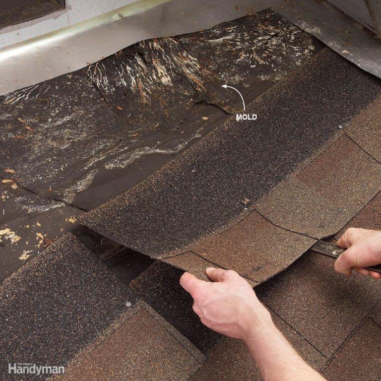 25 Hints For Fixing Roof And Gutter Issues Leaking Roof Roof Problems Leaking Flat Roof