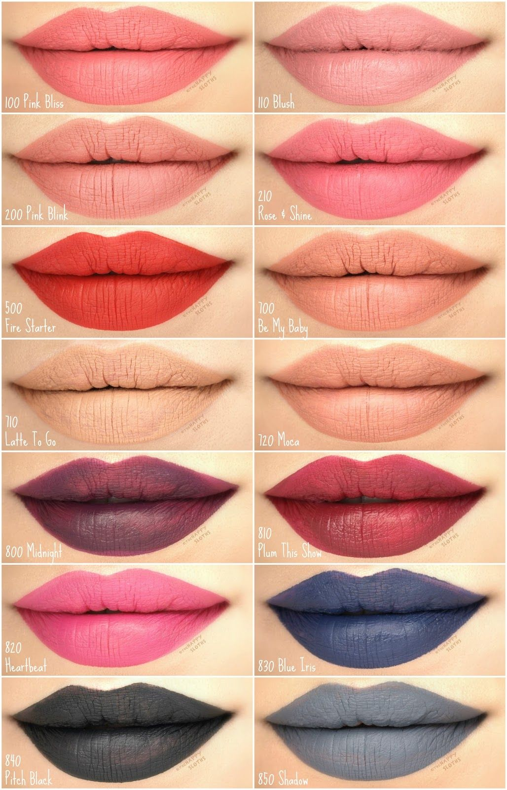 f56bffef5d6 Rimmel London Stay Matte Liquid Lip Colour: Review and Swatches ...