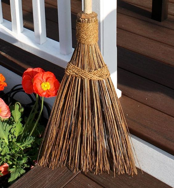 Ultimate Coconut Garden Broom