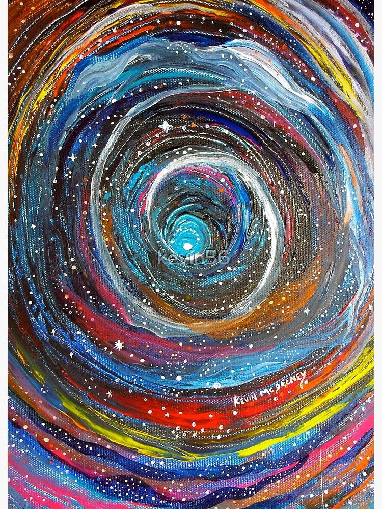 time tunnel Photographic Print