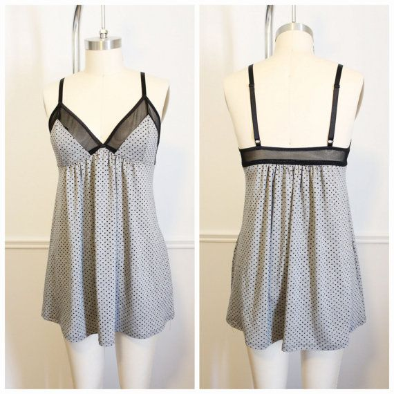 Chemise Sewing Pattern Lingerie Sleepwear Ohhh por OhhhLuluSews ...