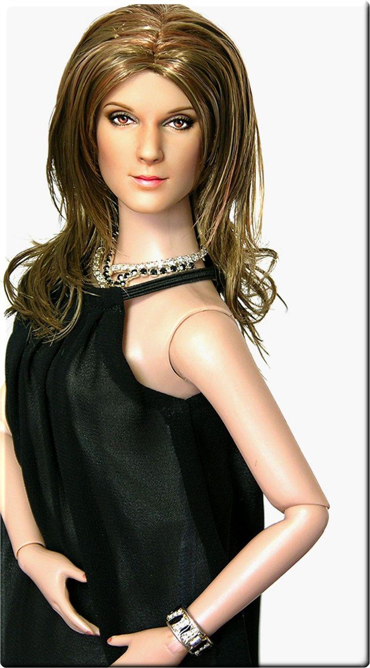 Celine Dion Doll