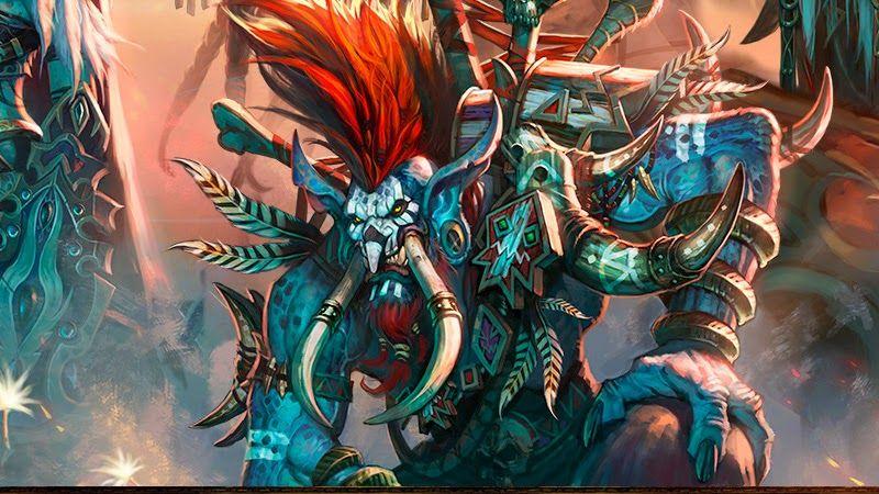 Voljin World Of Warcraft Pinterest World Of Warcraft