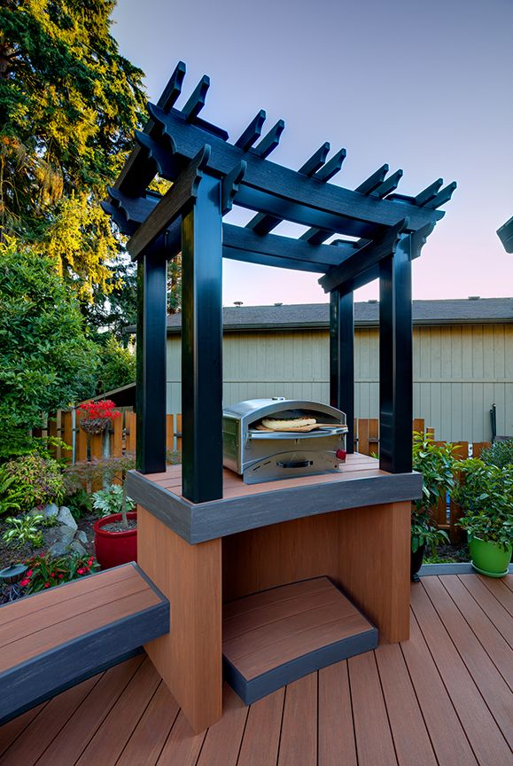 Deck Images & Photos Outdoor Living Gallery AZEK