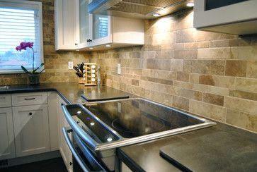 Kensington 1 - Kitchen Renovation - contemporary - kitchen - vancouver - Corey Klassen Interior Design