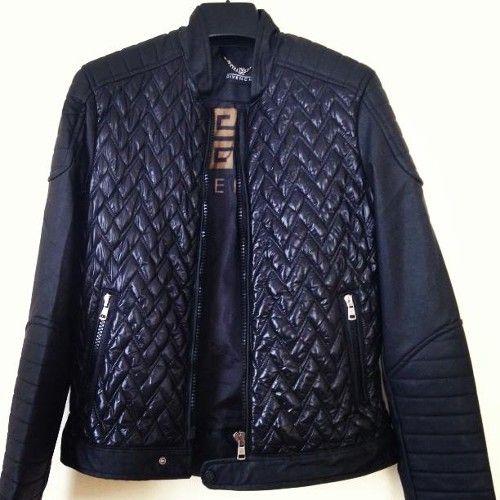 Givenchy Style Erkek Deri Mont Tisort Hediyeli 779 Mont Givenchy Tisort