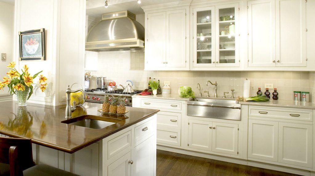 Amazing White Galley Kitchens Kitchen Design Ideas