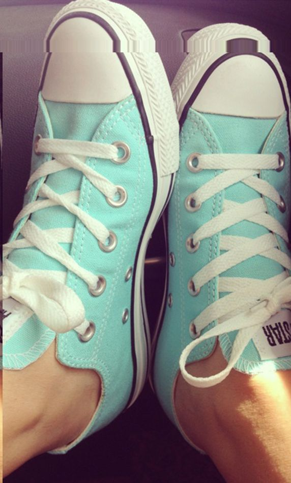 Mint Converse on Pinterest | Floral Converse, Galaxy ...
