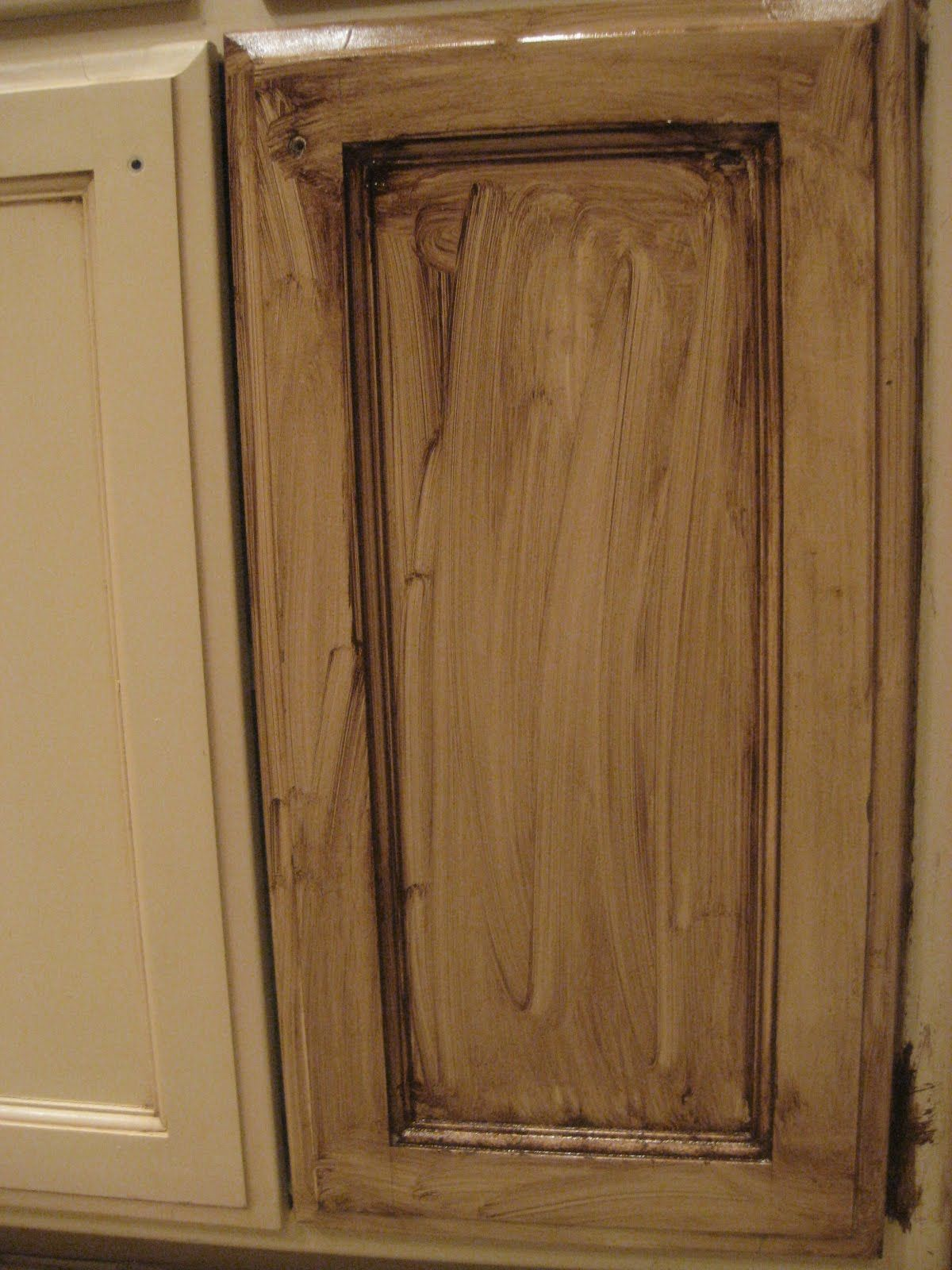 Best Kristen S Creations Glazing Painted Kitchen Cabinets 640 x 480
