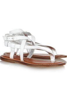 88128cad76abf Bernardo white sandals.. Loved wearing Bernardo sandals back in high school