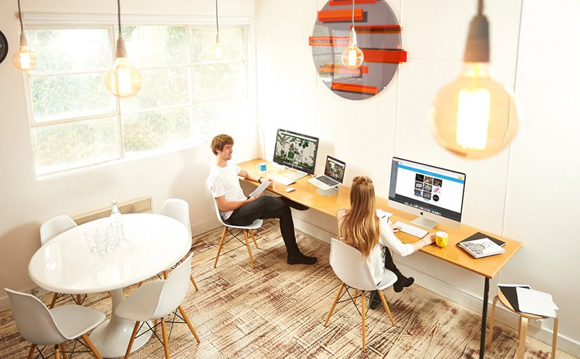 a showcase of the best office design and designer workspaces