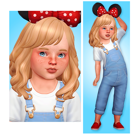 Toddler Sim Download 1 Valerie Barnes Skintone Skin Skin Overlay Eyes No Ea Lashes Lashes Freckles Mouthc Sims 4 Toddler Sims 4 Children Sims