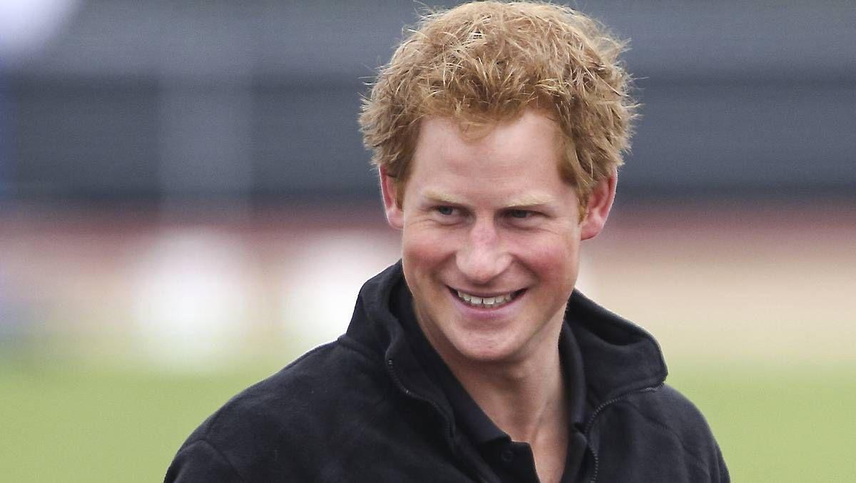 Found On Bing From Wwwbilledbladetdk Prince Harry In 2018