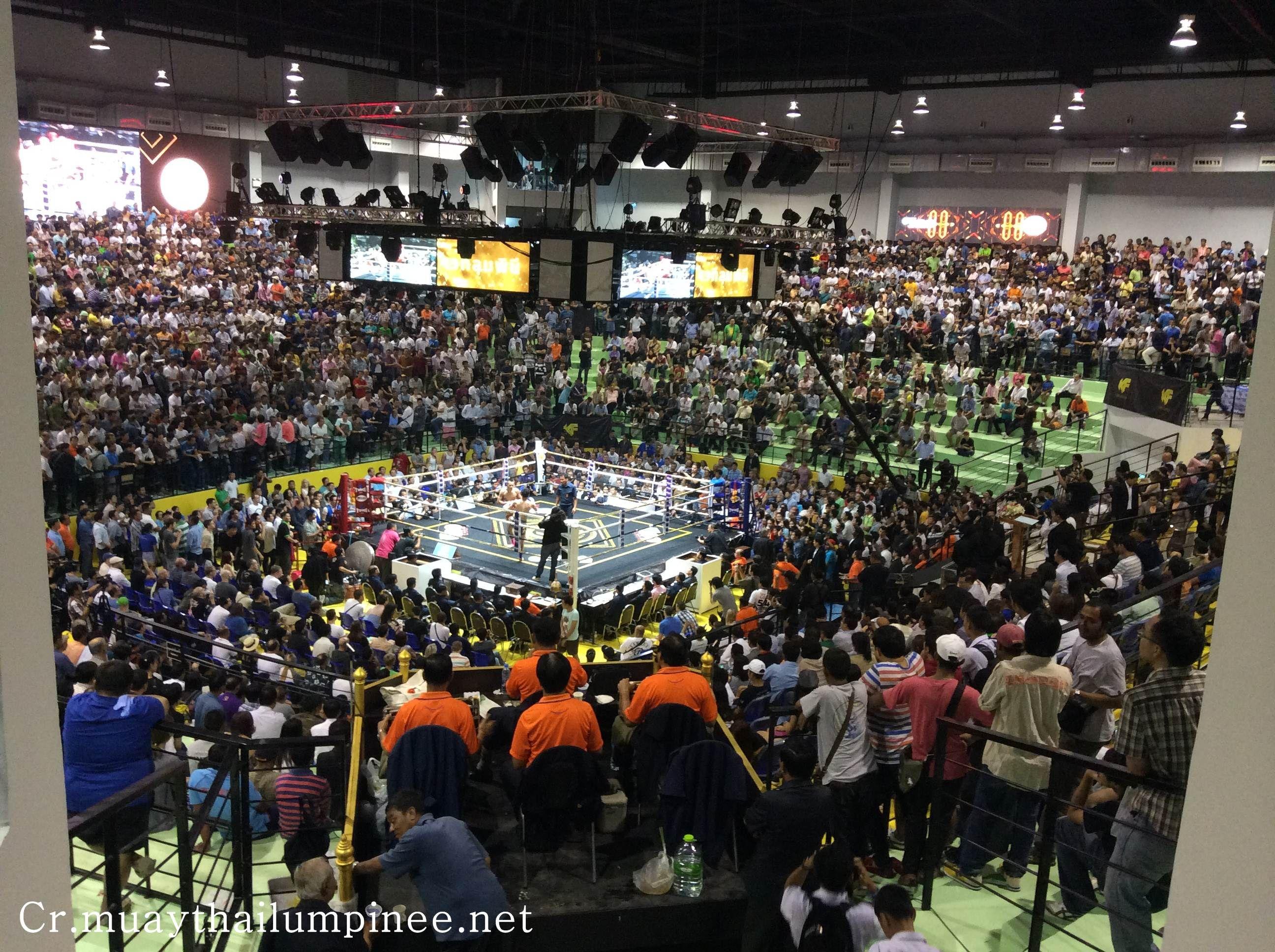 Lumpinee Boxing Stadium In Bangkok It S The Mecca Of Muay Thai