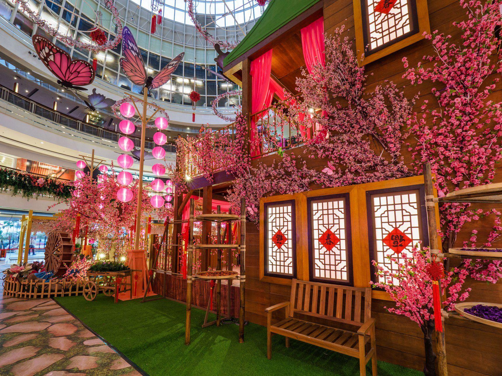 Queensbay Mall, Malaysia_Lunar New Year 2019_3