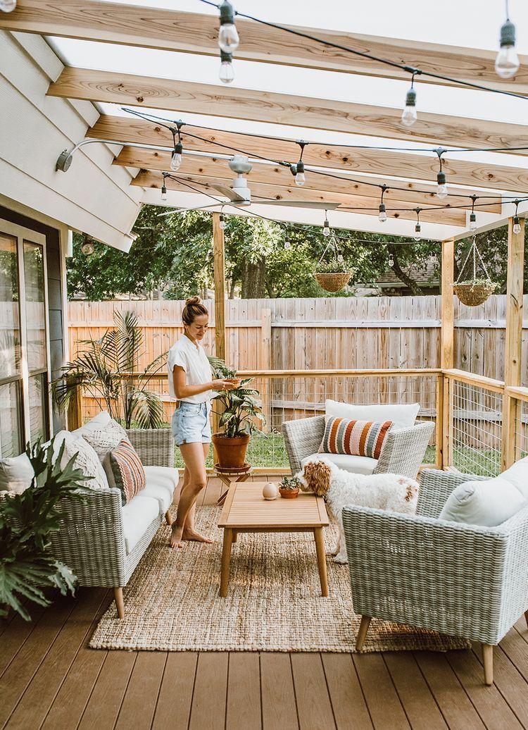 Beau Back Deck | Letu0027s Stay Home