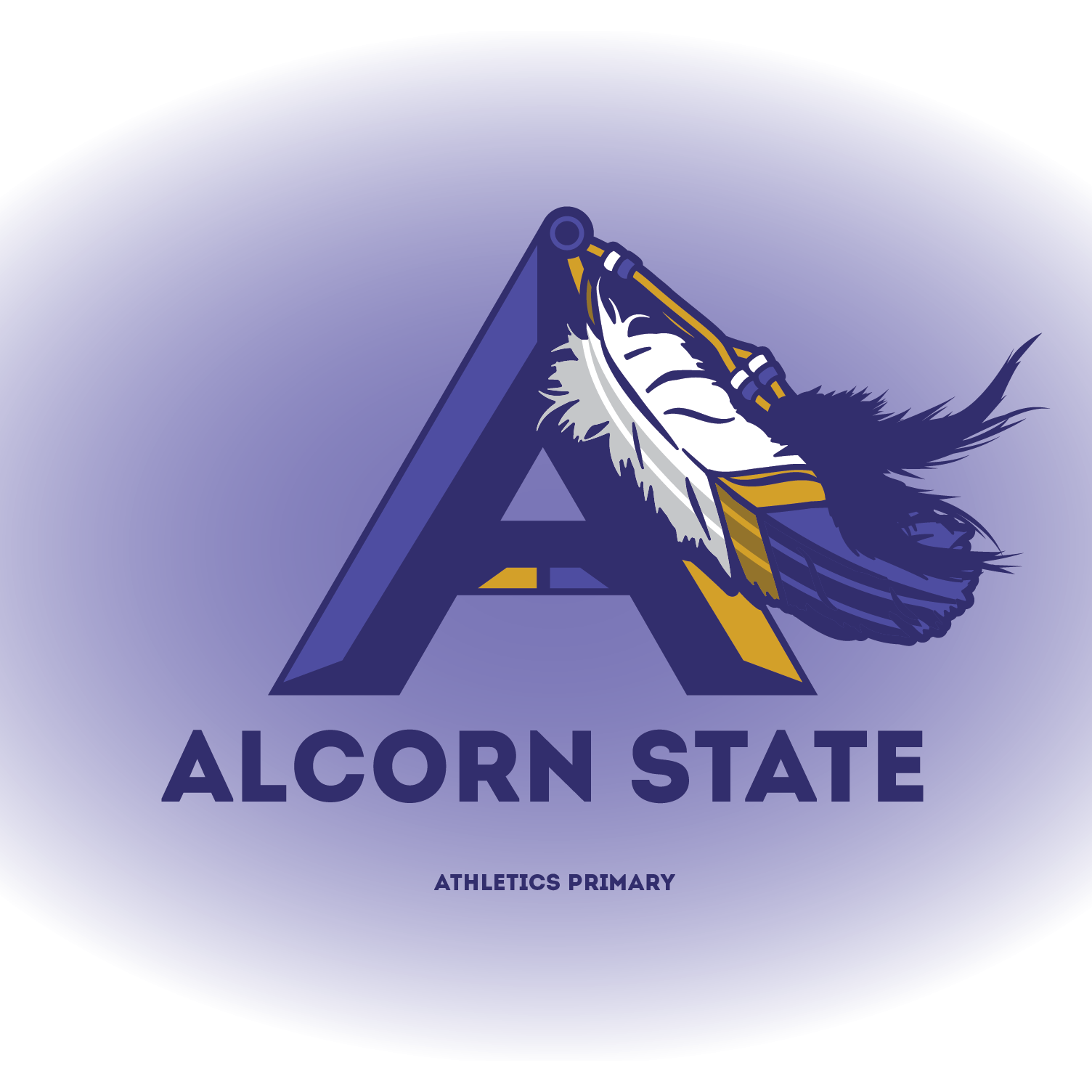 Alcorn State University Rebrand Concept This Is A Concept Only And Is Not Affiliated With Alcorn State University In Any Way University Logo States Rebranding