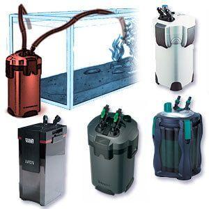 Filtro externo este tipo de filtros para acuarios for Filtro para pecera