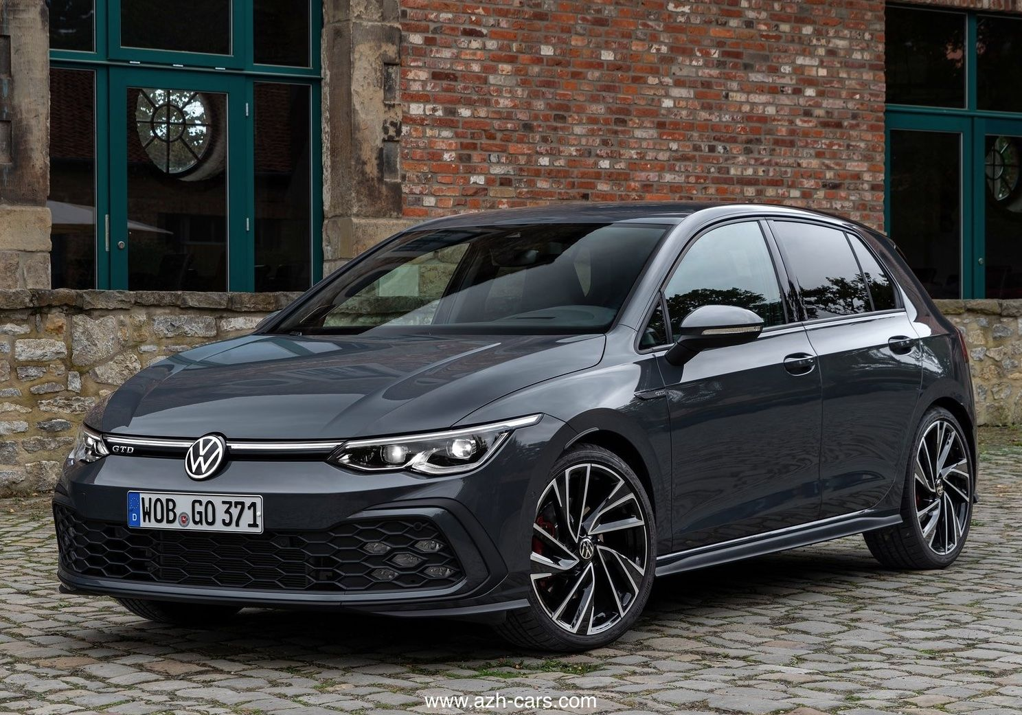 Volkswagen Golf Gtd 2021 In 2021 Volkswagen Golf Volkswagen Gtd