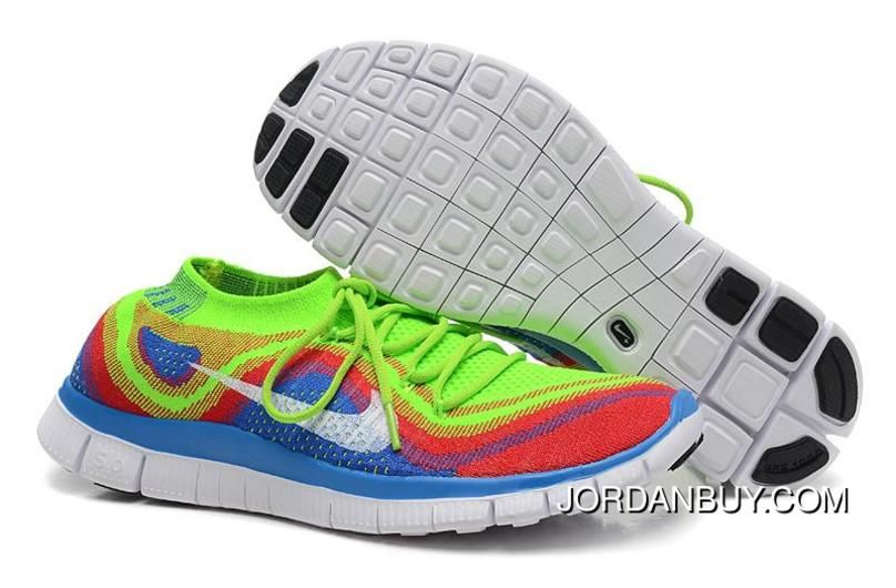 http://www.jordanbuy.com/discount-nike-free-flyknit-50-rainbow-mens-running-trainers-shoes-deals-couples-shoes-green-red-blue-shoes-now.html DISCOUNT NIKE FREE FLYKNIT 5.0 RAINBOW MENS RUNNING TRAINERS SHOES DEALS COUPLES SHOES GREEN RED BLUE SHOES NOW Only $85.00 , Free Shipping!