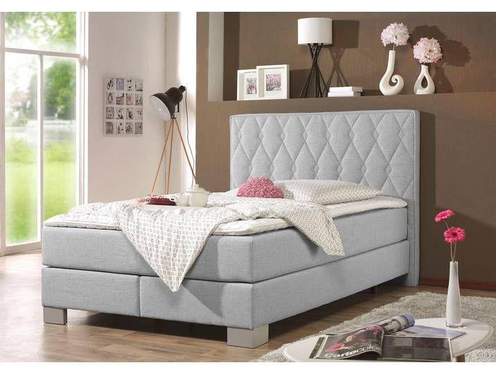 Maintal Boxspringbett Grau Home Decor Furniture Bed