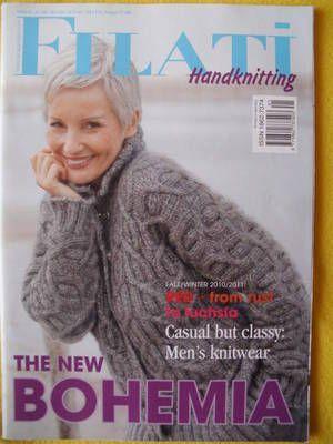 Filati - angol nyelvű kötős magazin
