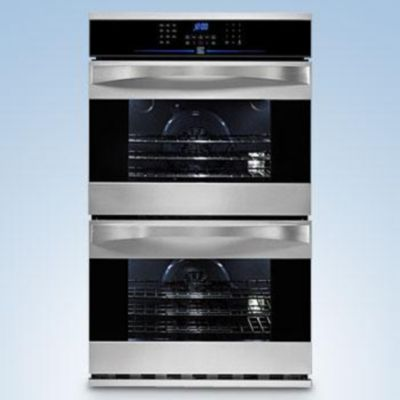 Kenmore Elite 30 Convection Double Wall Oven Stainless