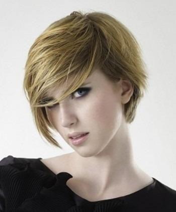 Peinados Modernos Para Cabello Corto Httpvestidoparafiestacom - Peinados-cortos-modernos