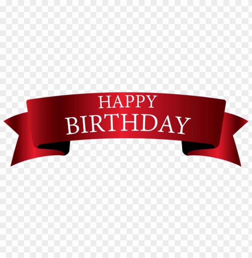 Png Banner Birthday Banner Birthday Banner Birthday
