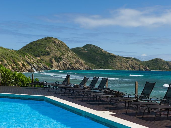 Biras Creek Resort, Virgin Gorda: The Biras Creek Resort is a rustic-luxe retreat with just 31 suites. It features two beaches -- one calm, looking out to the North Sound, and the other slightly rocky.