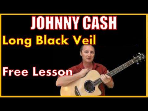 How to Play Long Black Veil - Long Black Veil Guitar Chords ...