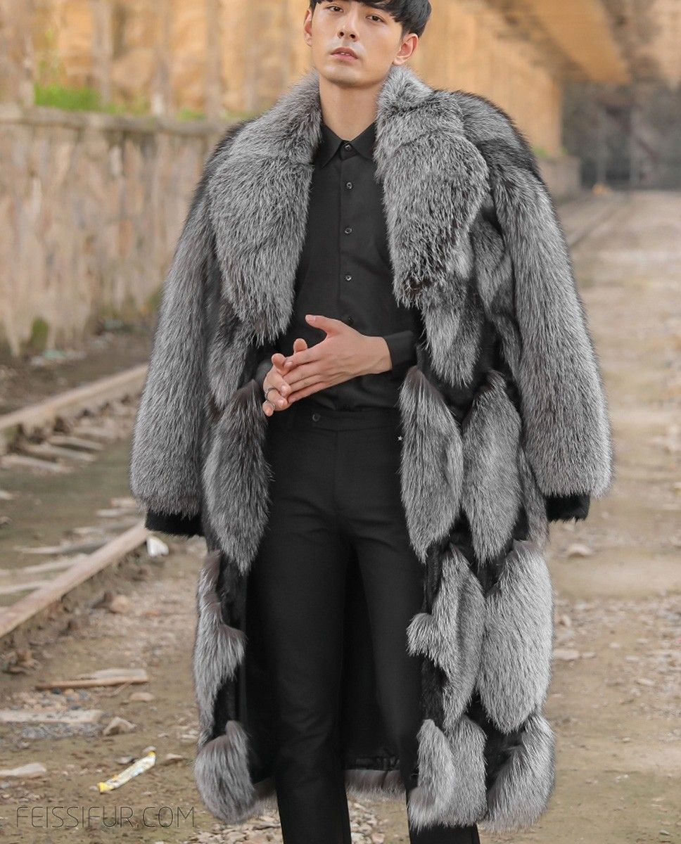 d22e753860f2 Real Fur Coat   Jacket