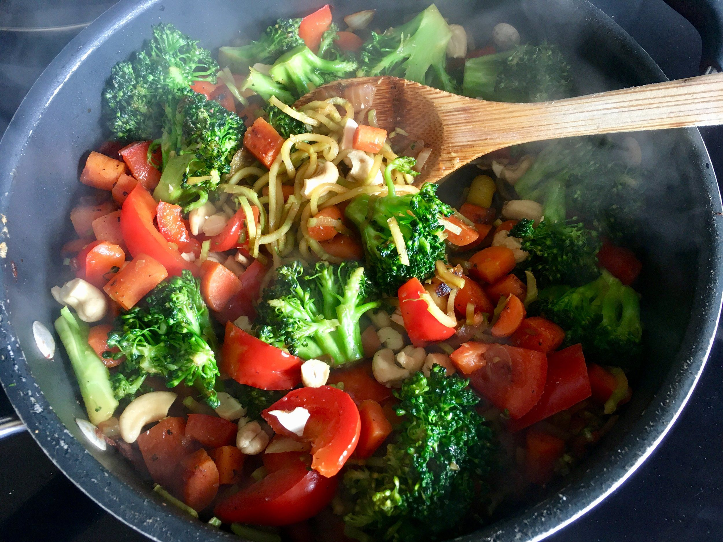 My top 10 ideas for lowcarb vegetarian and vegan meals