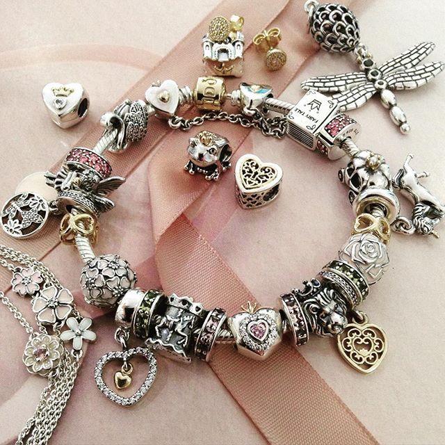 accessoire pandora bracelet