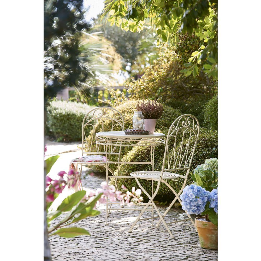 Wilko Romance Bistro Set | Wilko | Outdoor Furniture | Pinterest