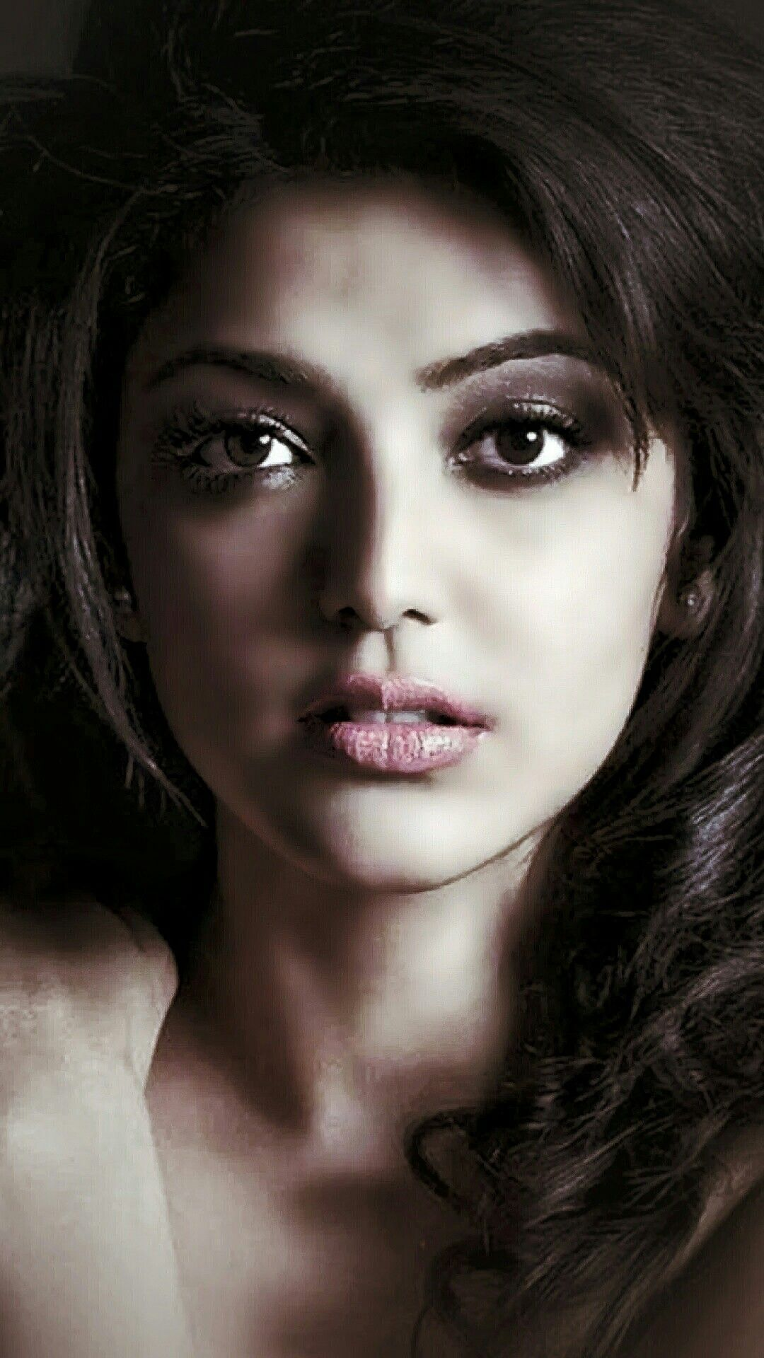 Pin By Anjus On Kajal Aggarwal Beautiful Girl Face Most