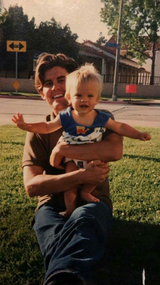 Dylan And Cole Sprouse Dad Baby Cole Sprouse (Jug...
